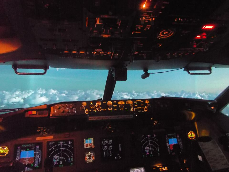 Flightdeck Experience