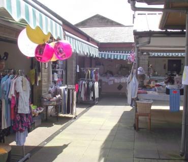 Bacup Market