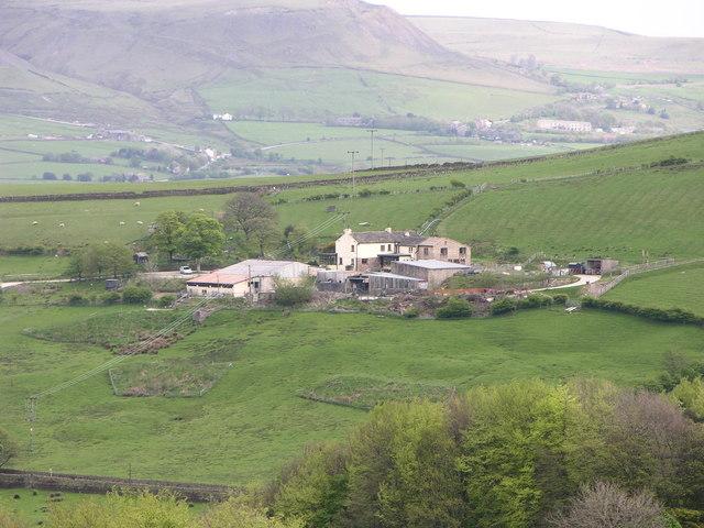 Cronkshaw Fold Farm
